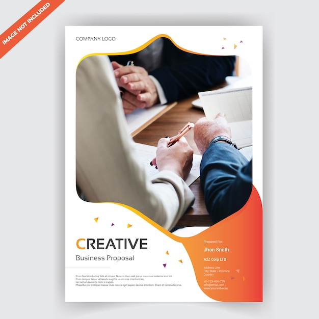 Cover Letter Proposel Seo Vectors, Photos and PSD files