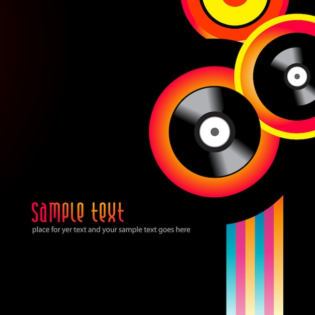 Dj party background vectors photos and psd files free for Best 80s house music