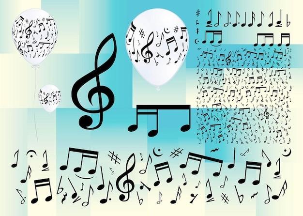 Music Clip Art Free Vector