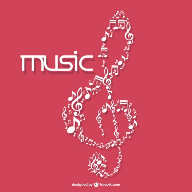 Music Symbol Vector Vector Free Download