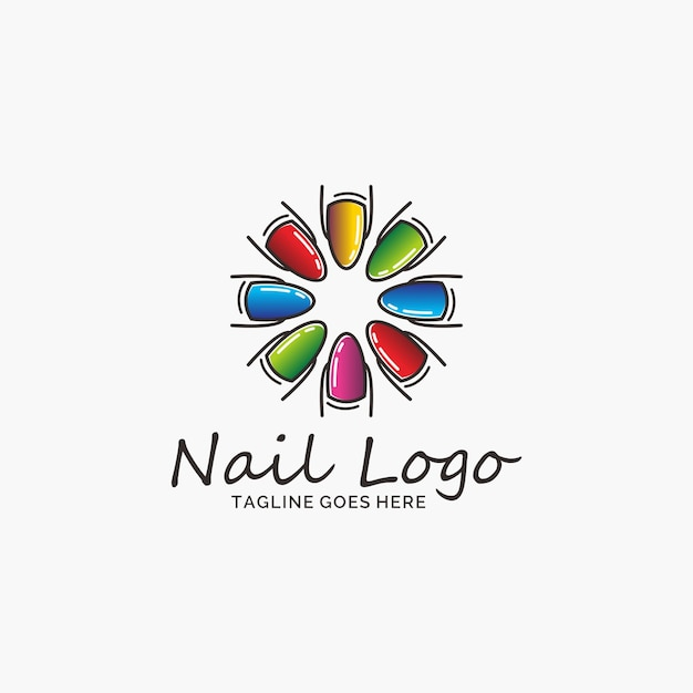 Nail Salon Logo Images – The Best Logo Of 2018