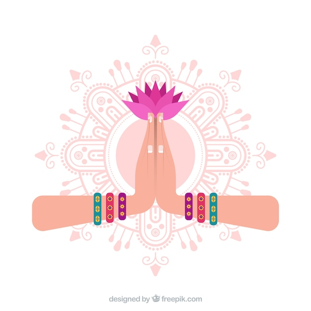 Namaste | Free Vectors, Stock Photos & PSD