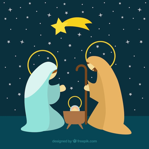 nativity vector wallpaper in - photo #18