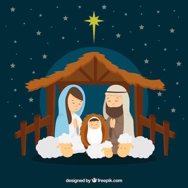 nativity vector wallpaper in - photo #23