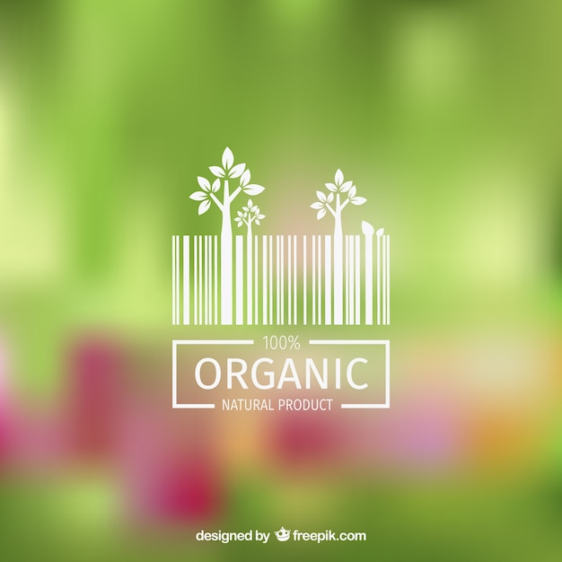 Natural Product Background Vector