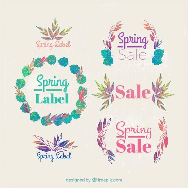 Inspiration labels - Van Nature B.V.