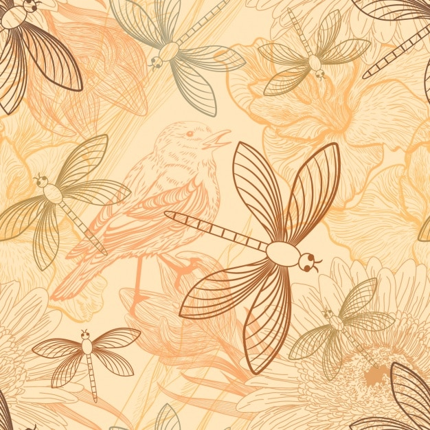 Nature pattern design