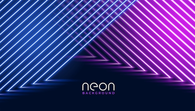 Nediagonal lines purple and pink background Free Vector
