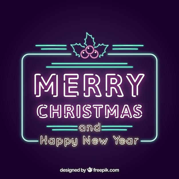 neon christmas background 23 2147726611