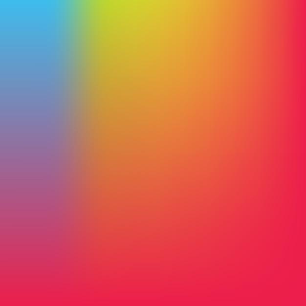neon colors gradient vector premium download