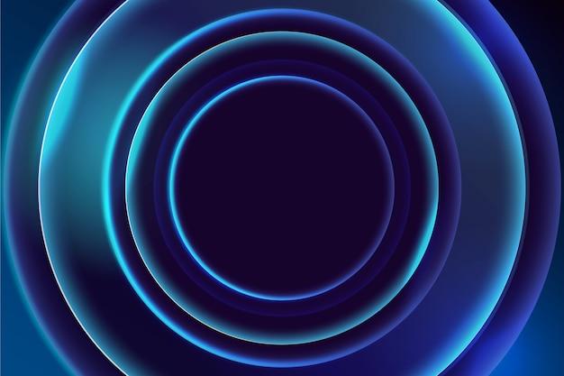 Neon lights wallpaper Free Vector