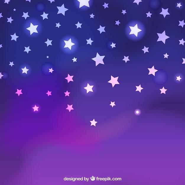 Neon stars on a purple background vector free download neon stars on a purple background free vector voltagebd Gallery