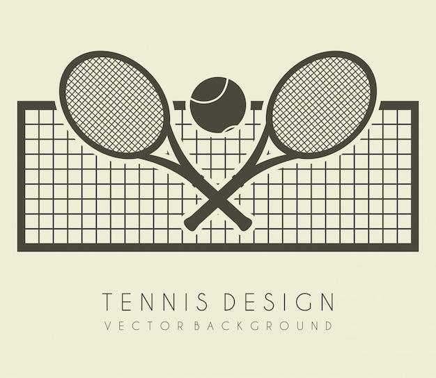 Net design over white background vector illustration Premium Vector