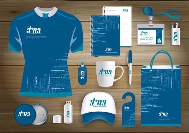 Network gift items, color promotional souvenirs design for link