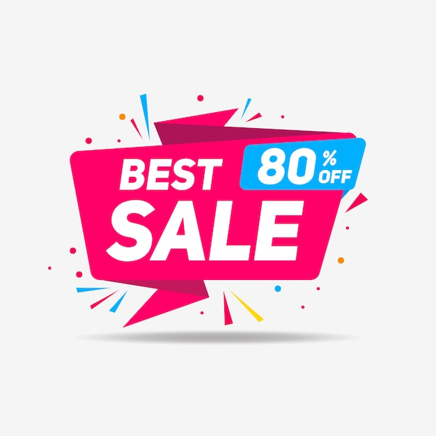 New sale banner colorful gradient Premium Vector