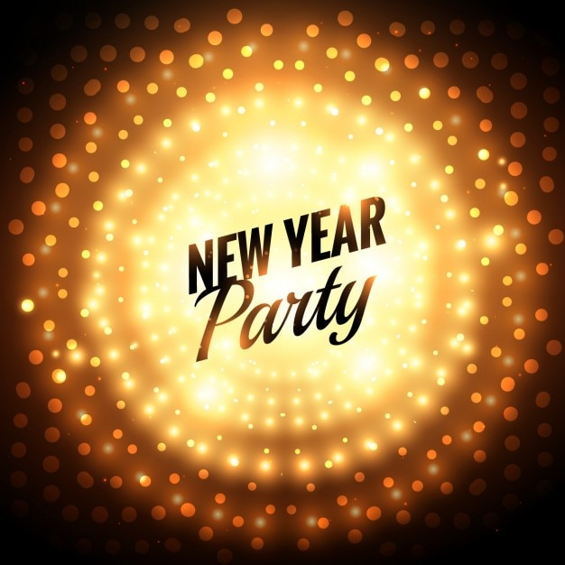 New year party greeting card vector free download new year party greeting card free vector m4hsunfo