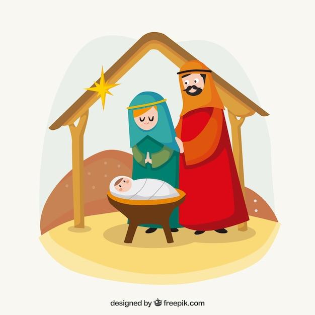 nativity vector wallpaper in - photo #35