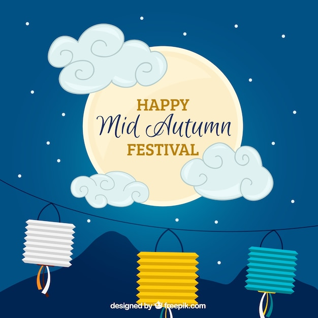The History and Origins of China's Mid-Autumn Festival