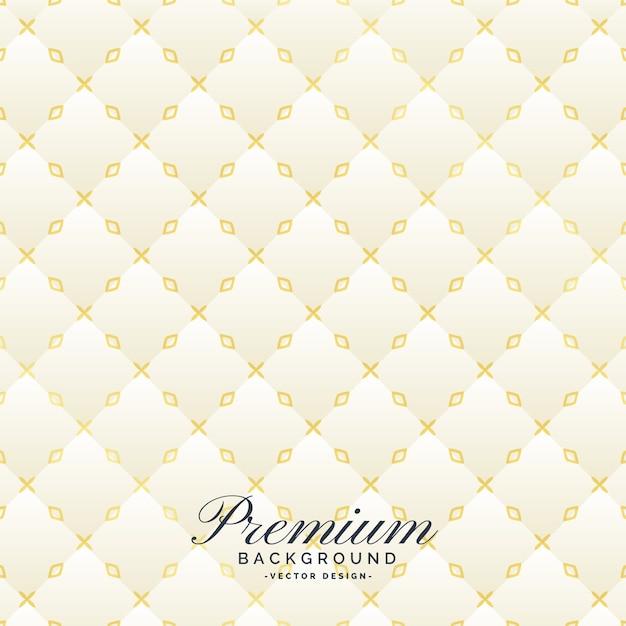 白い室内装飾テクスチャの背景デザイン 無料ベクター
