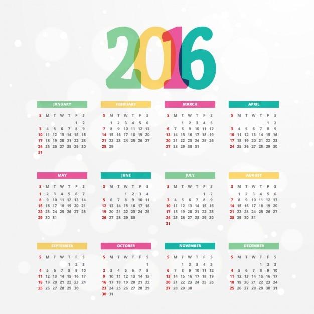 Скачать бесплатно шаблоны календарей