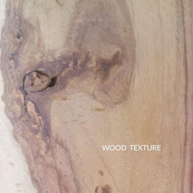 木製のテクスチャ背景 無料ベクター