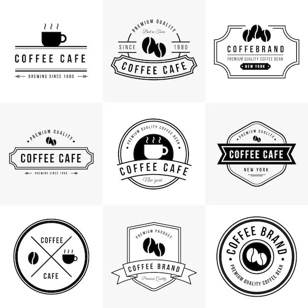 Vintage coffee menu typographic design vector 05 free download.