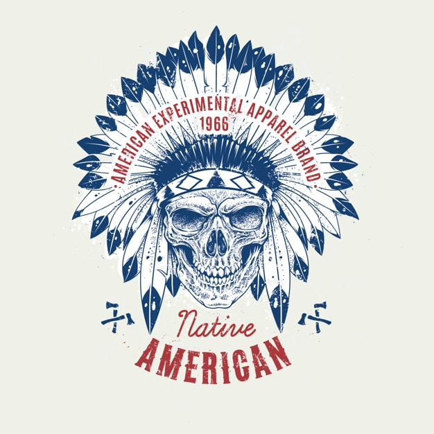 free vector native american - photo #40