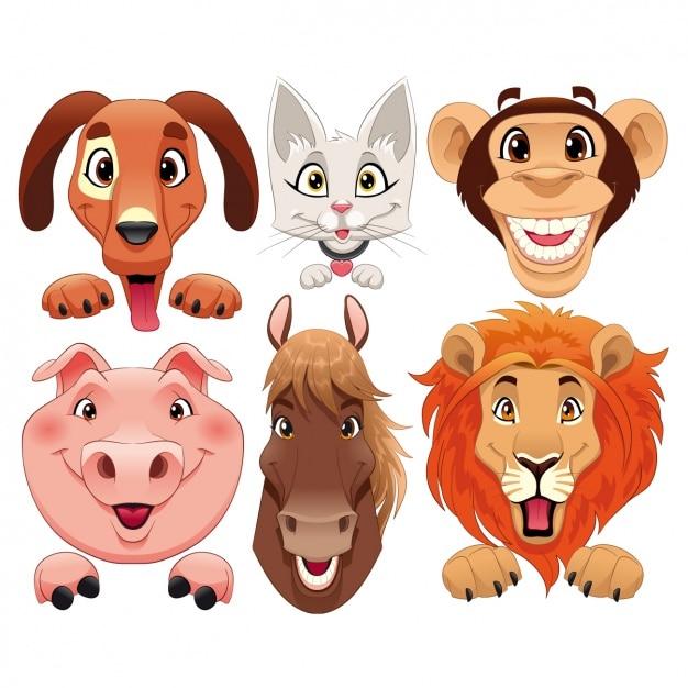 быстро возбудить мордочки животных в детских картинках приемы, которые помогают