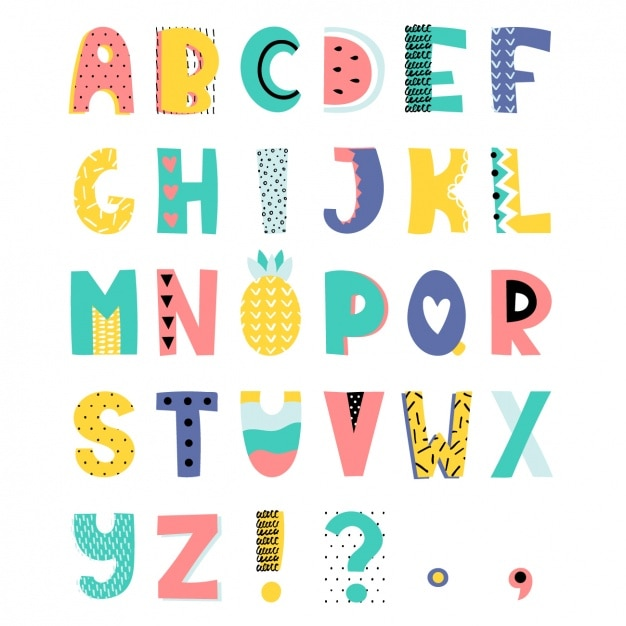 10 images about Alphabet Lettering Designs  on Pinterest