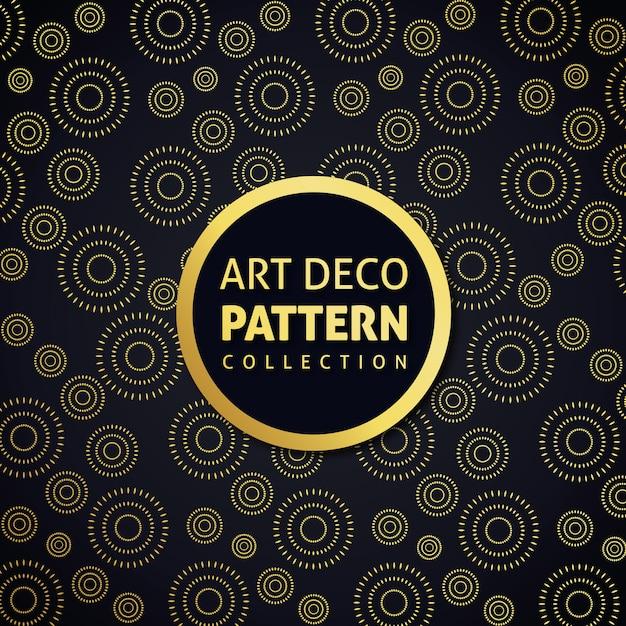 アートの装飾パターン 無料ベクター