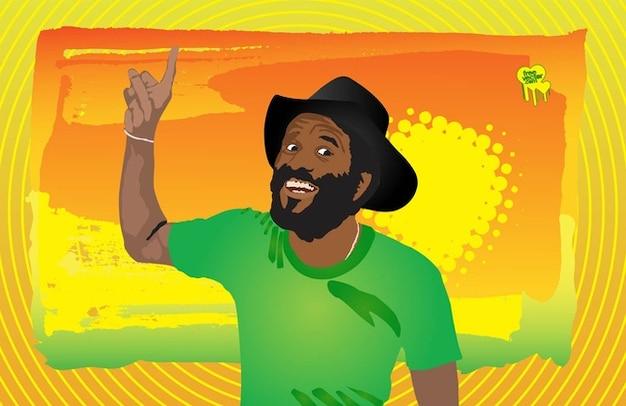 reggae 素材