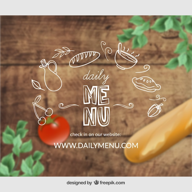 ежедневное меню правильного питания на месяц