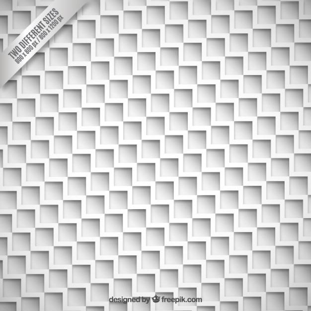 ホワイト幾何学的なテクスチャの背景 無料ベクター