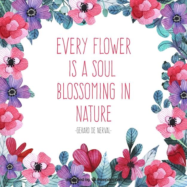 Цитаты про цветы фото