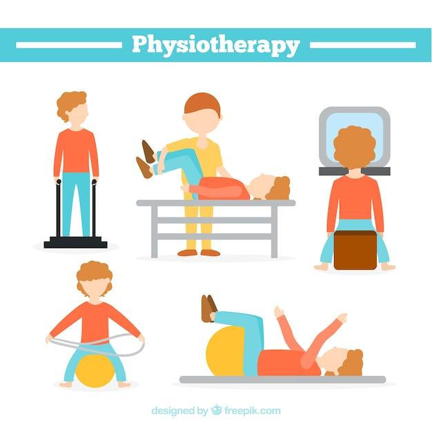 травмы остром периоде Физиотерапия в