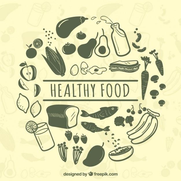 набор питания для похудения