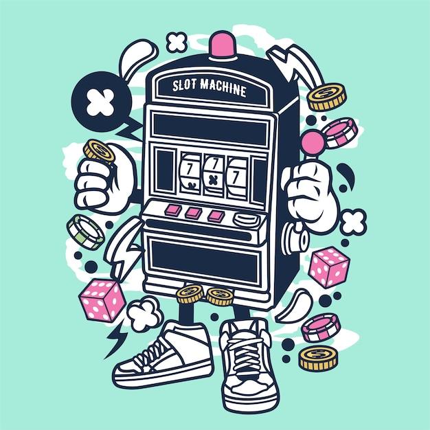 Applicazione per svuotare slot machine