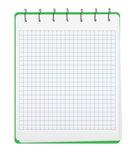 Notebook Premium Vector
