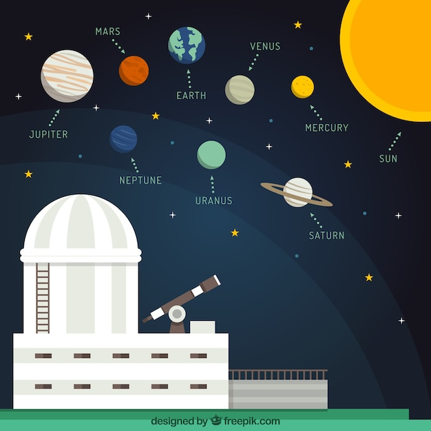 solar system vector free download - photo #18