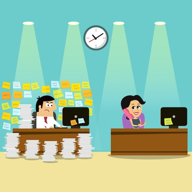 Office background design Vector Free Download