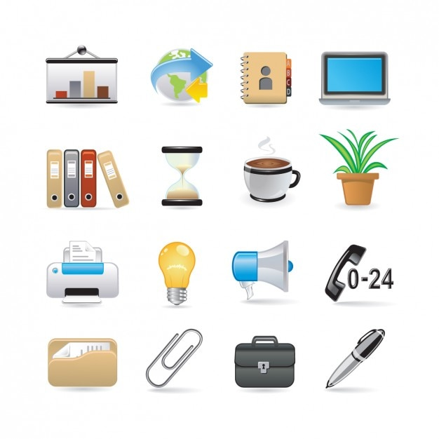office clip art icons - photo #50