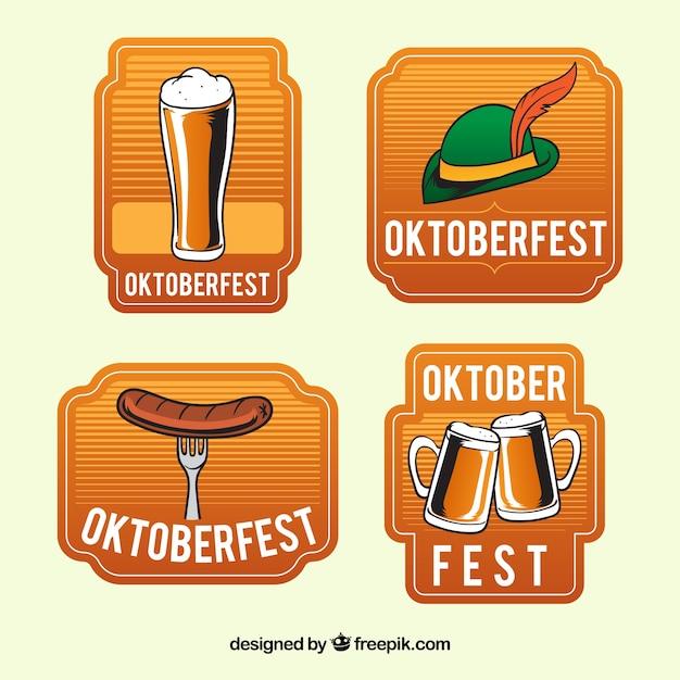 Oktoberfest, 4 badges