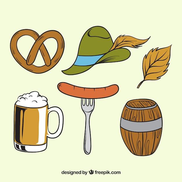 Oktoberfest, elements for the celebration