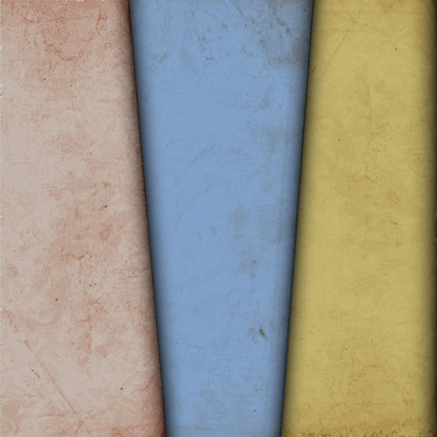 Old paper background Premium Vector