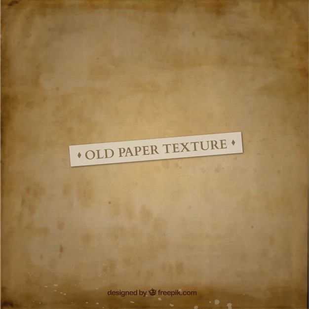 Old paper texture with stains