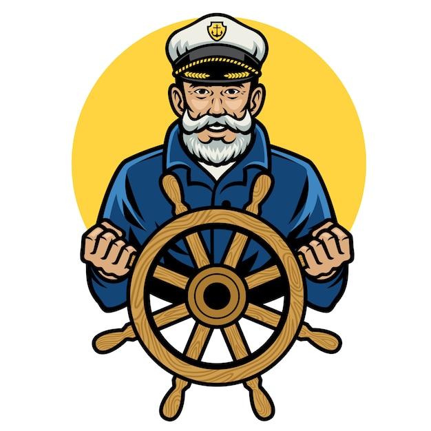 Ship Captain Uniform Images, Stock Photos & Vectors | Shutterstock