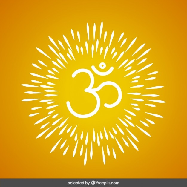 Om background vector free download Om symbol images download