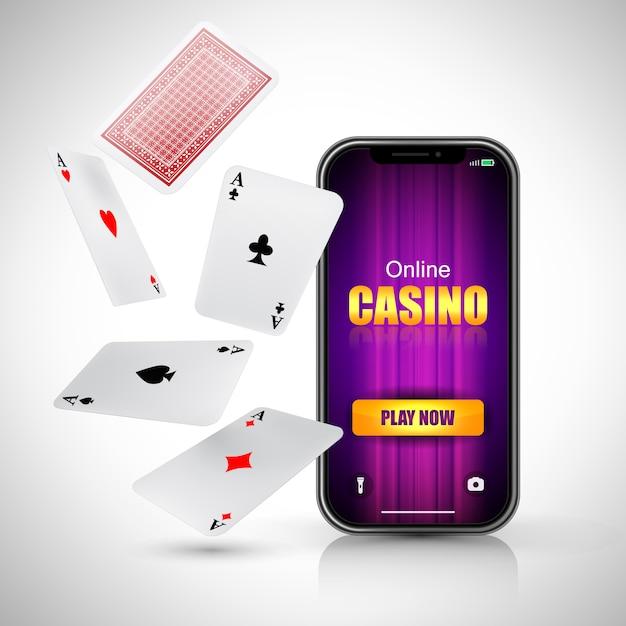 казино онлайн с телефона