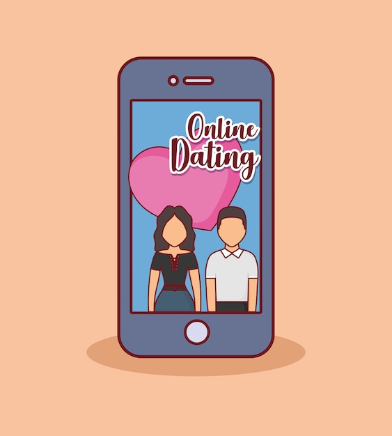 Text dating cell phone