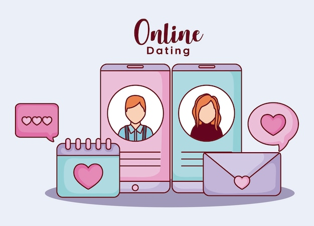 Online Dating designers chansen att vi dejtar